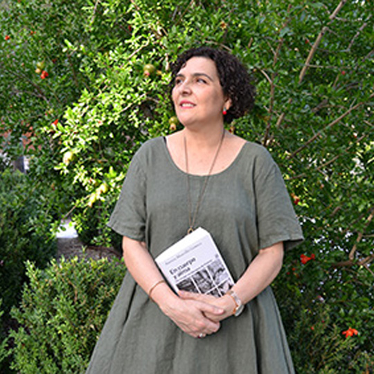 Being a woman in times of Franco. Conference by Aurora Morcillo. 14/05/2019. Centre Cultural La Nau. 19.00 h